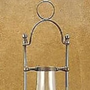 Wells Fargo Marked Brass Lantern