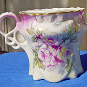 RS Floral Shaving Cup or Mug