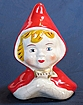 McCoy Rare Red Riding Hood Planter