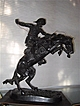 Bronze �Broncho Buster� Sculpture by Frederick Remington