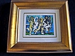 Pablo Picasso Giclee Print �Silenus Dancing� Published by the Collection Domaine Picasso