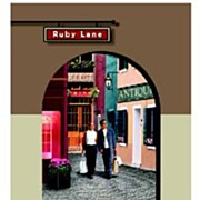 SOLD 150 Ruby Lane Promotional Postcards