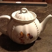 Very Old Tea Pot