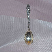Gorham Sterling Oyster Spoon