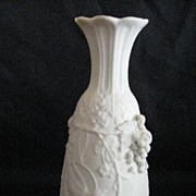 White Parianware Bisque stage unfired????