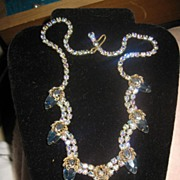Juliana Blue Necklace