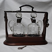 Antique Liquor Decanter
