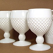 Milk Glass Pattern Identification