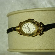 Rare Coro Pat Pend Ladies Cocktail Watch