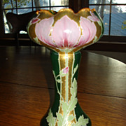 Glass Vase from France