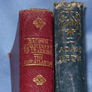 Bacon's Advancement of Learning, and Adam Bede, by George Elliot, Edwardian