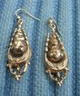 9 ct Earrings, Victorian