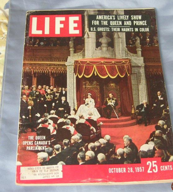 Life Magazine, October 28, 1957