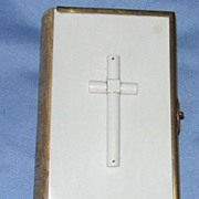 Church of England, Prayerbook, Victorian, Ivory
