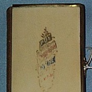 Ivory Church Of England Prayerbook, 1869
