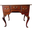 Antique Georgian Queen Anne English Lowboy