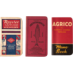 1940-50s Royster, AGRICO, and Griffith & Boyd Co. Farmer's Pocket Notebooks