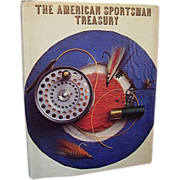 SALE 1971 American Sportsman Treasury ~ Hunting & Fishing ~ Great Color Photos