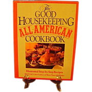 SALE 1987 Good Housekeeping All-American Illustrated Cookbook