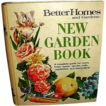 SALE 1975 Better Homes and Gardens New Garden Book - FREE Shipping in US