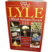 SALE Lyle Official Antiques Price Guide 1991, FREE Shipping in US