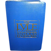 SALE Lyle Official Antiques Review 1983, FREE Shipping in US