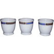 Syracuse China OP Restaurant Ware Custard Cups 1941