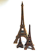SOLD Vintage Eiffel Tower Souvenir Buildings