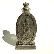 Ceremonial  Holy Water Bottle in Original Holder