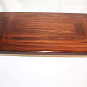 Mi-Century Modern by Folke Ohlsson Rosewood Coffee Table, Circa1940