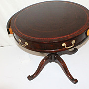 Regency or Duncan Phyfe style Center table, Circa 1920's