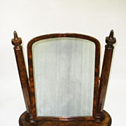Empire Shaving Mirror, c. 1840