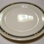 Pennsylvania Railroad Dinner Plate RR
