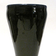 Rookwood Art Pottery Deep Blue Vase