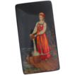 1940's Russian Folktale Lacquered Box