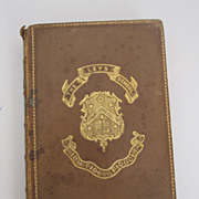 1882 Poetical Works by Herbert & Heber