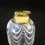 Vintage Murano Art Glass Table Lighter