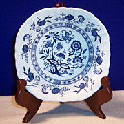 Johnson Brothers Blue Nordic Cereal Bowl