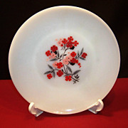 Fire King Primrose 9&quot; Dinner Plate