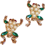 Leap Frog Scatter Pins