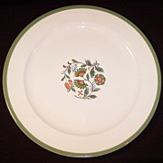 1969 Round Homer Laughlin Platter