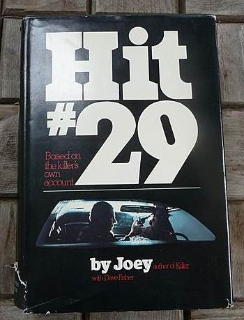 Joey The Hitman Identity http://www.rubylane.com/item/502012-Hitx2029x20Joeyx7eDavex20Fisherx201st/Hit-29-Joey-Dave-Fisher