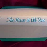 The House at Old Vine by Nora Lofts Vintage 1961 First Edition Doubleday