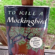 To Kill A Mockingbird Harper Lee 1960 First Edition~17th Impression J B Lippencott