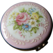 Charming-Limoges porcelain trinket box