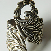 Fabulous- large Mexican sterling- Taxco made Bracelet