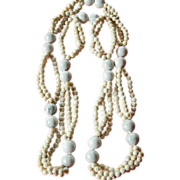 Asian beads- Necklace