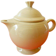 Darling- little-Homer Laughlin-Tea pot