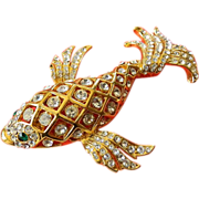 Fabulous -big fish Pin