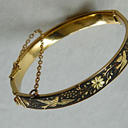 Very lovely- Damascene bracelet